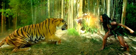 Katy Perry Tiger Roar