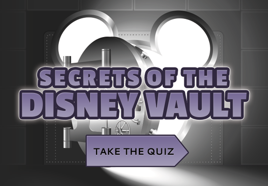 Secrets of Disney Quiz Image