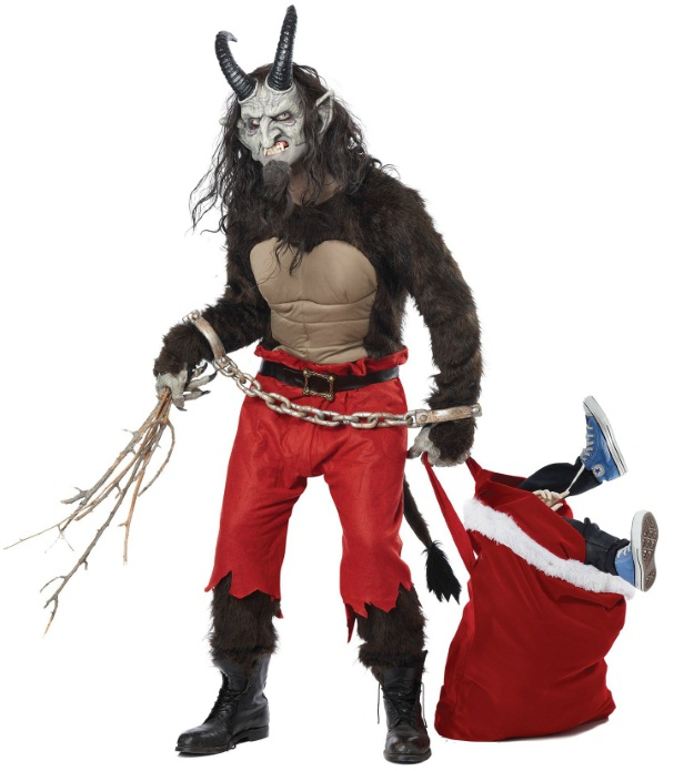 Adult Krampus Costume