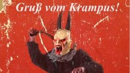 Merry Krampus Krampus Costume Diy Halloween Costumes Blog