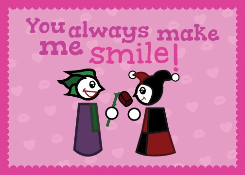 Joker Valentine