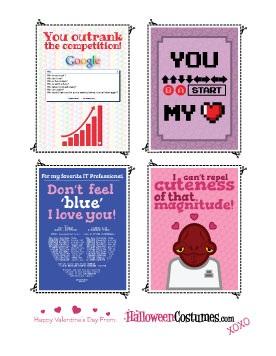 Valentines Sheet 1