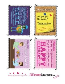 Valentines Sheet 2
