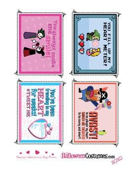 Valentines Sheet 3