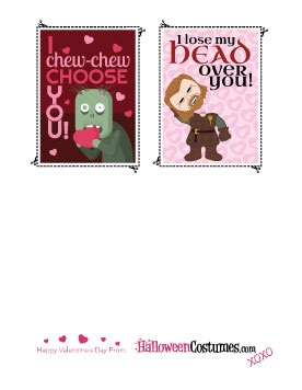 Valentines Sheet 4