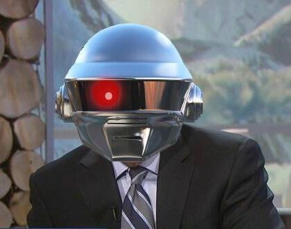 Costas Daft Punk