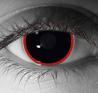 Gothika Hellraiser Contact Lenses