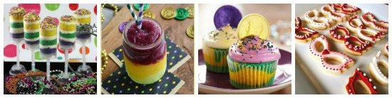 Mardis Gras Party Food Ideas