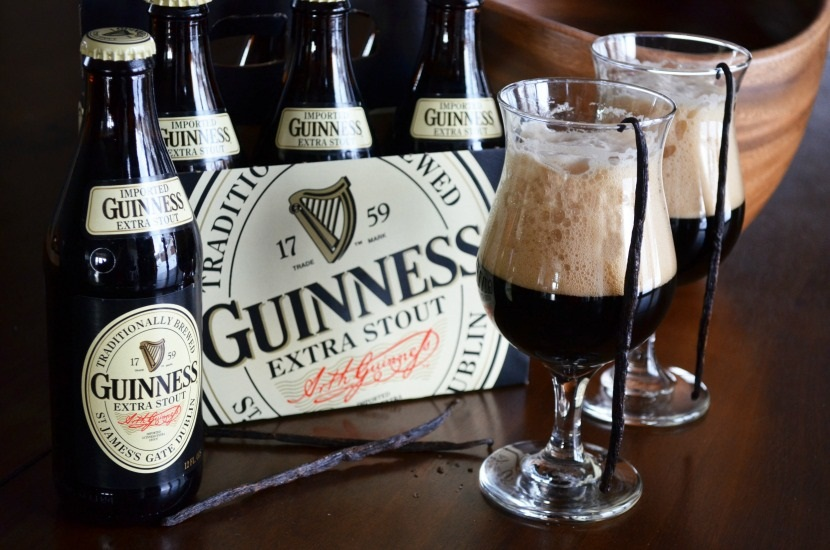 Guinness Ginger Ale Cocktail Drink Recipe