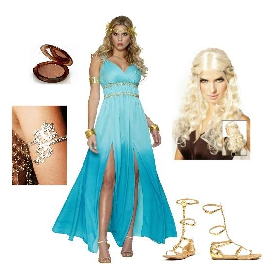 Daenerys Targaryen DIY Costume