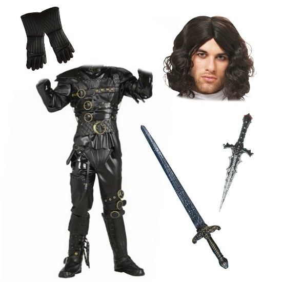 Game of Thrones Jon Snow DIY Costume