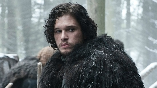Game of Thrones Jon Snow DIY Fur Costume