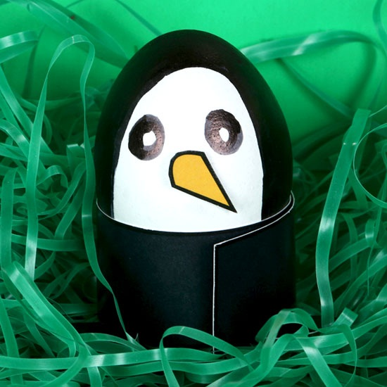 Adventure Time Gunter  DIY Easter Egg Free Printable