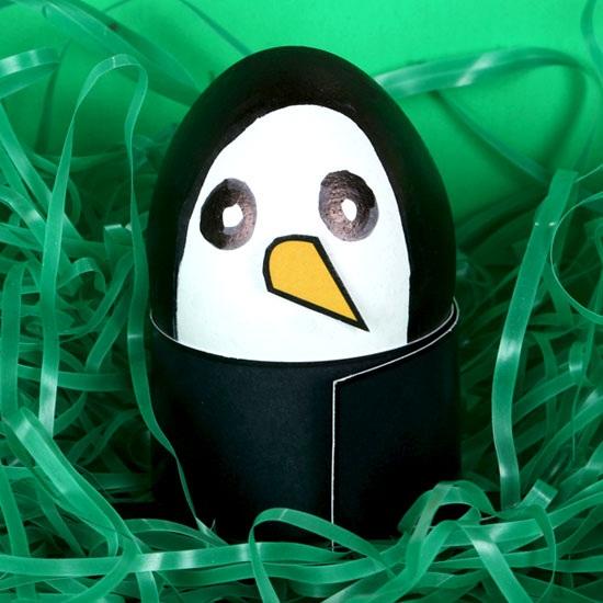 Adventure Time Gunter  DIY Easter Egg Free Printable
