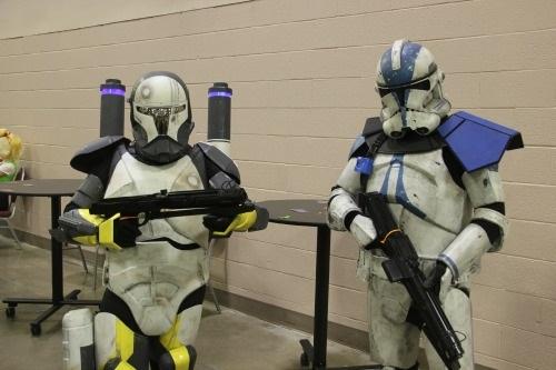 Clone Troopers & Minneapolis Wizard World Comic Con - Halloween Costumes Blog