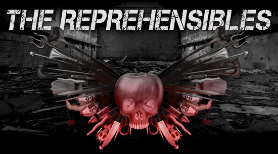 Fake Movie Poster for The Reprehensibles