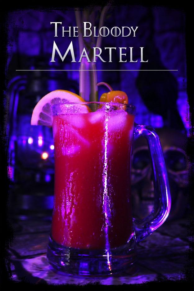 Bloody Oberyn Martell