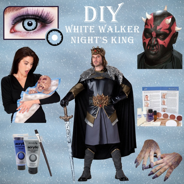 DIY White Walker Night's King