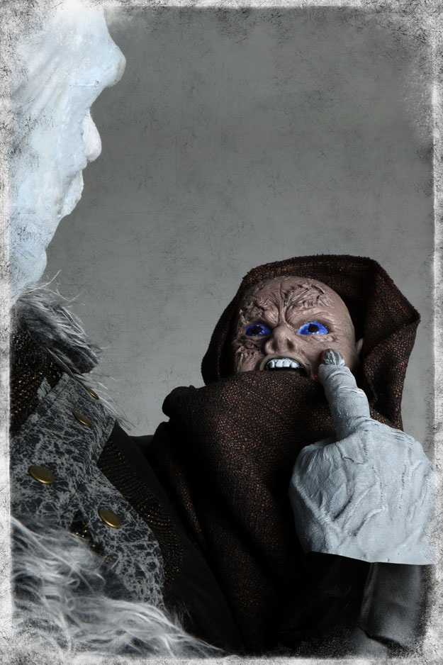 DIY White Walker Costume: The Night's King
