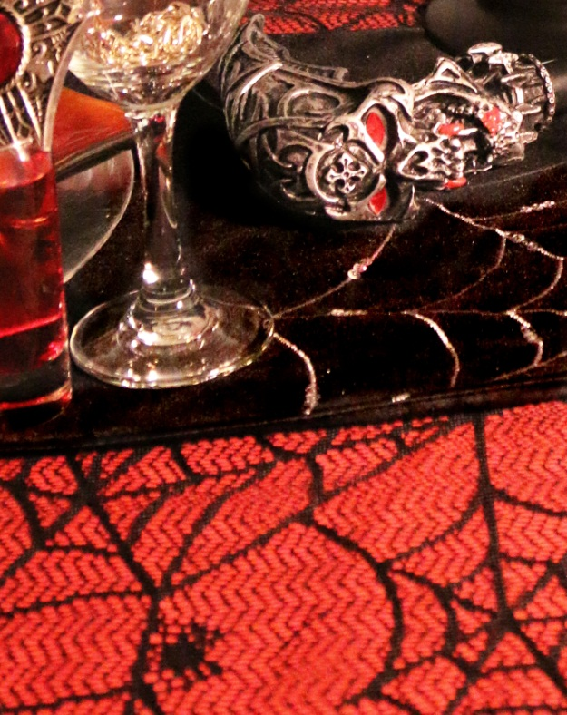 Halloween Gothic Table Cloth