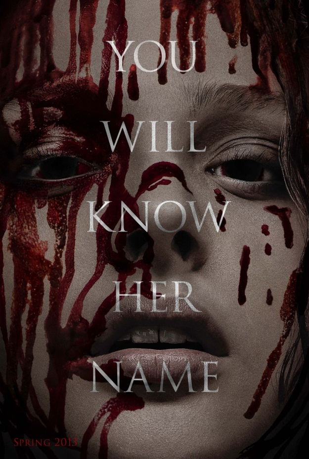 Carrie 2013 Movie Poster