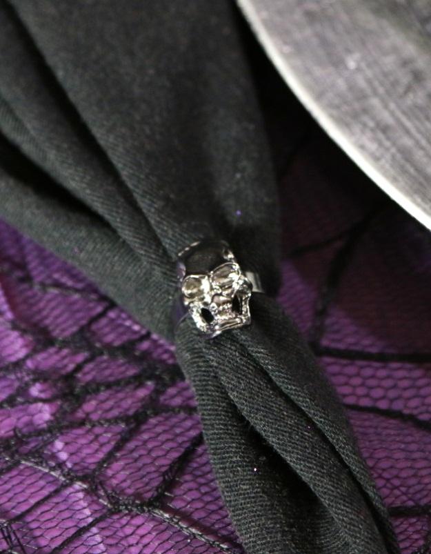Skull Napkin Ring