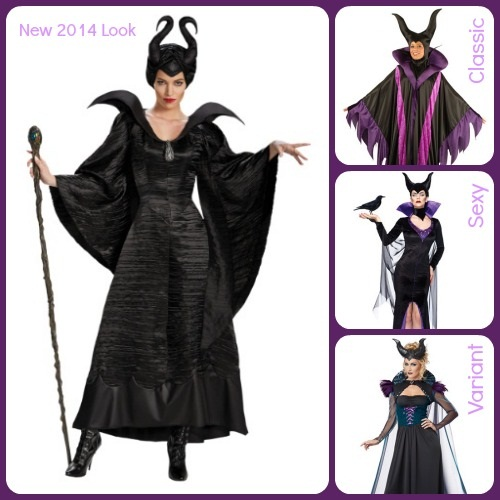 Maleficent Costumes- Classic and New