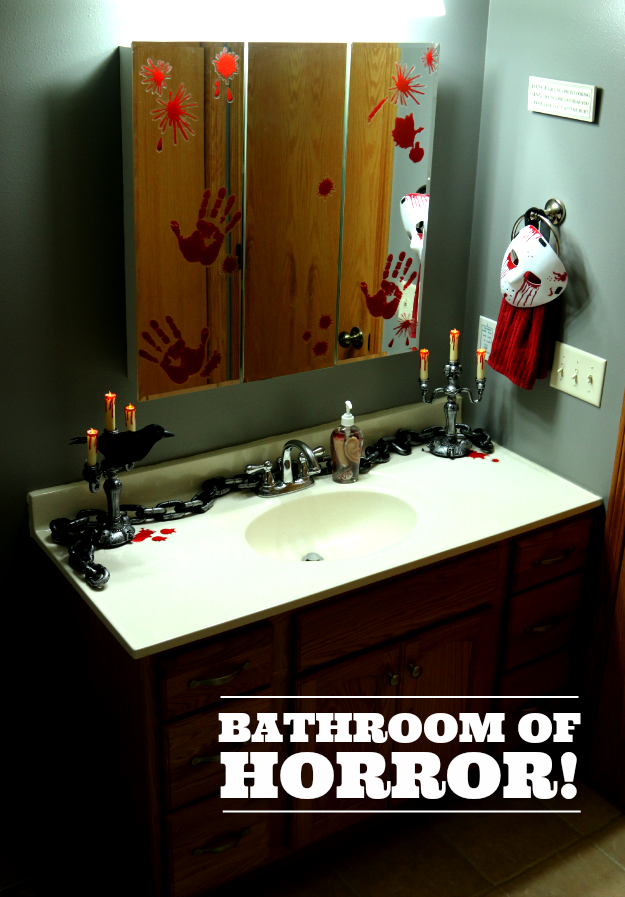 Horror Movie Bathroom