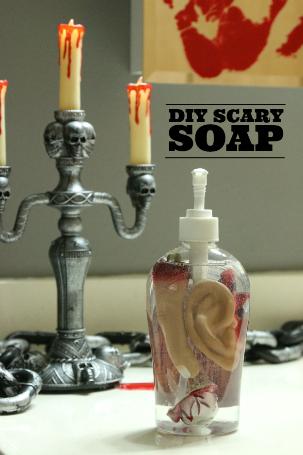 Gory Soap Container