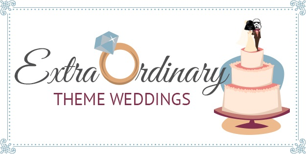 ExtraOrdinary Themed Weddings