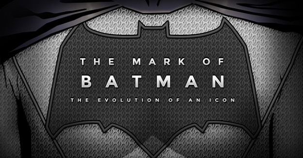 Batman Icon Evolution Infographic