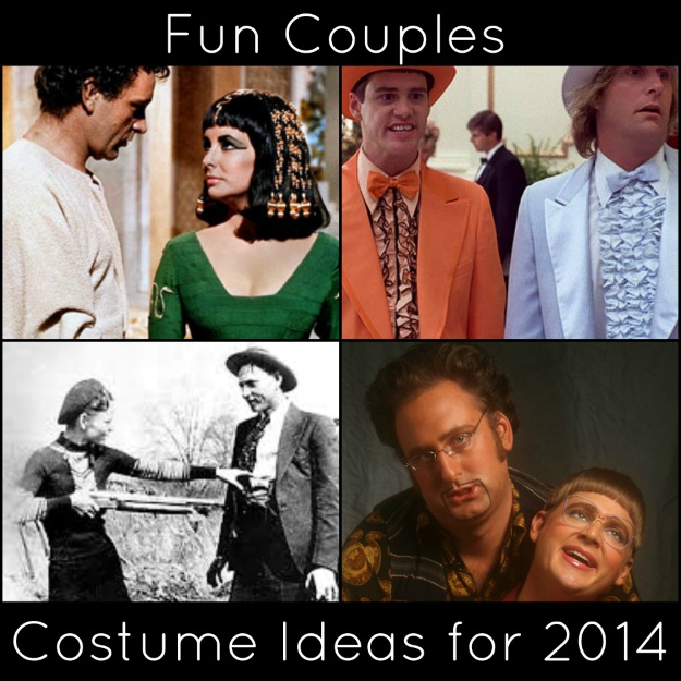 Fun Couples Costume Ideas for 2014 Header