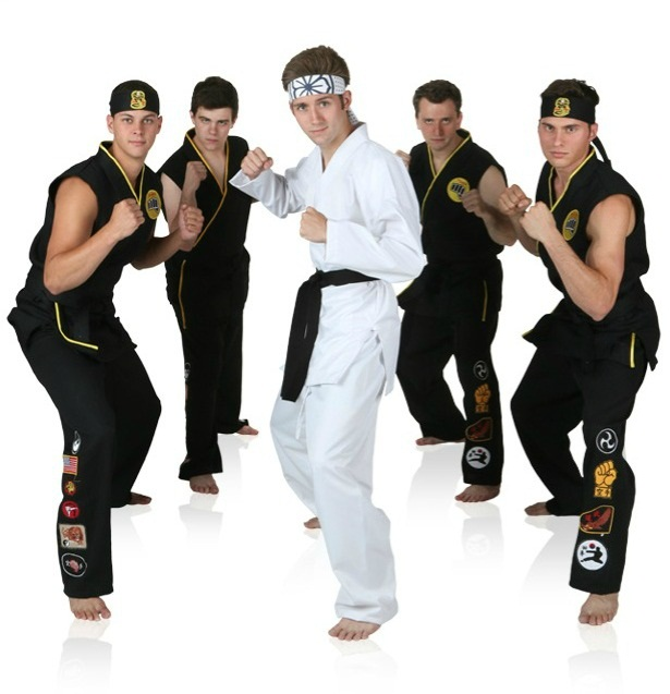 Karate Kid Group Costume