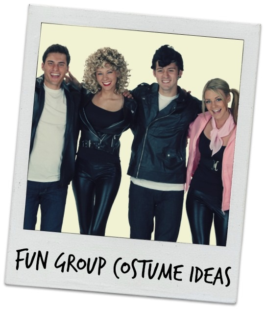 Fun Couples Costumes