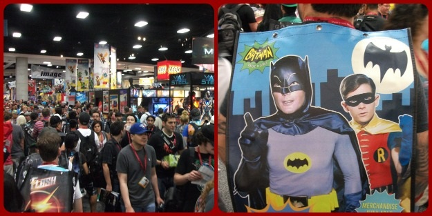 SDCC 2014 Crowd Picture