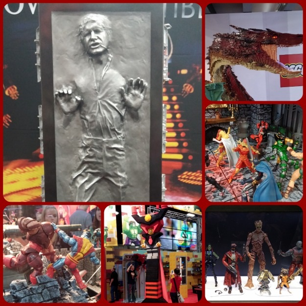 SDCC 2014 toys