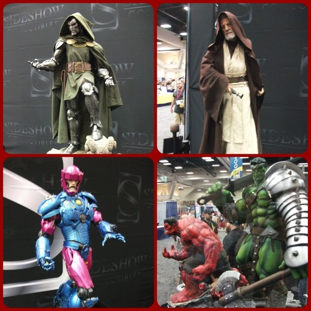 SDCC 2014 Sideshow Collectibles