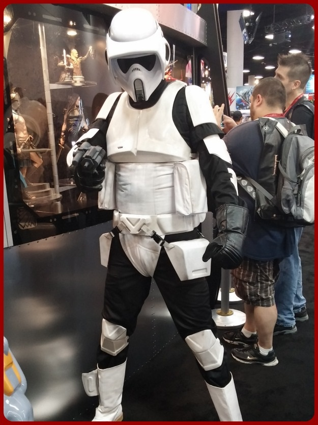 Scout Trooper Costume For Kids