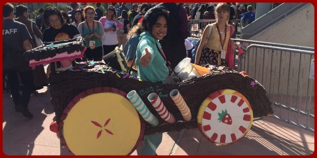 Vanellope Wreck-It Ralph Costume