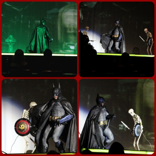 Batman Costume Masquerade Comic Con 2014