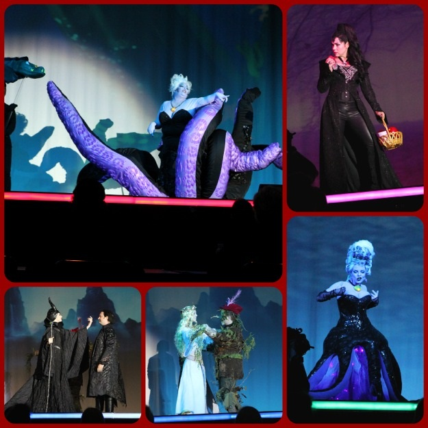 Disney Villains Costume Masquerade SDCC