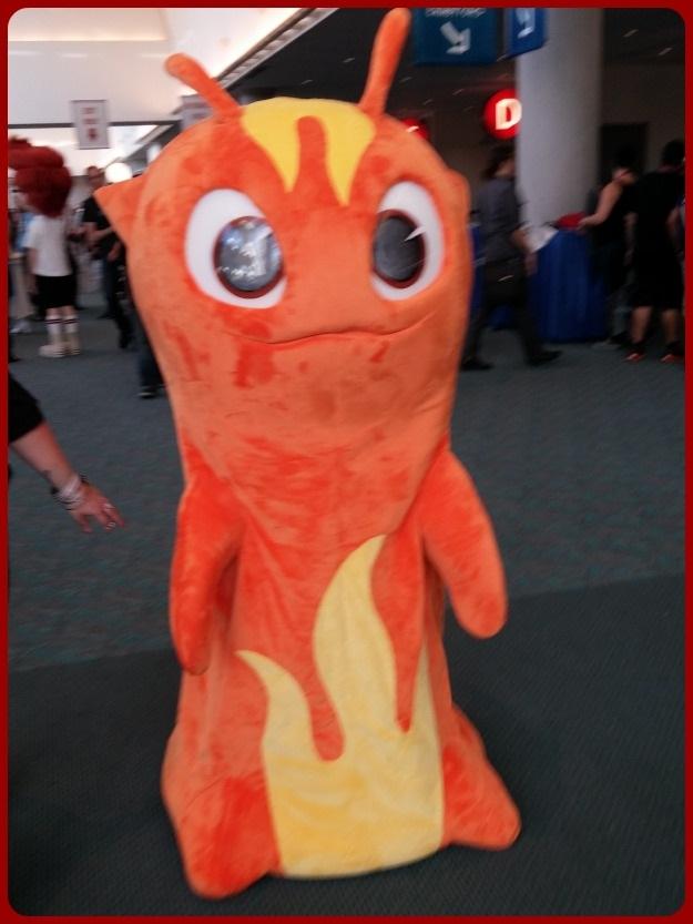 Slugterra Costume SDCC 2014