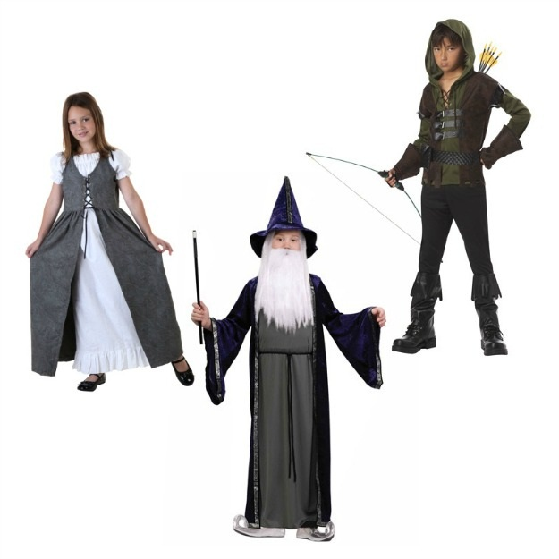 Renaissance Party Costumes