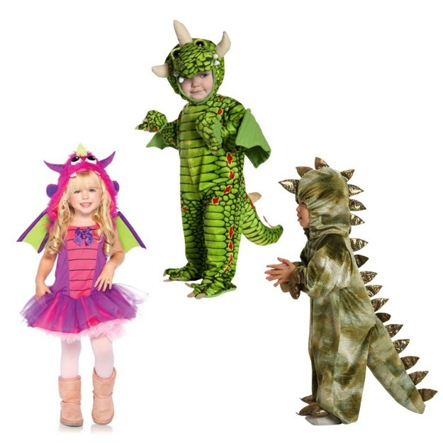 Renaissance Dragon Costumes