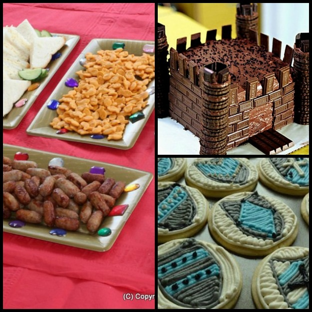 Renaissance Party Snacks