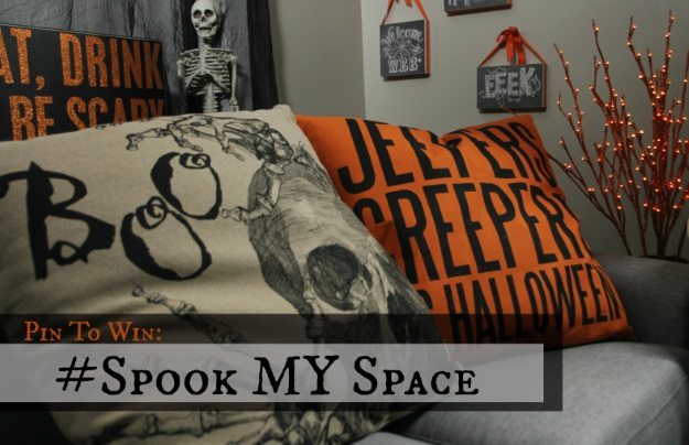 Halloween Decorations Contest #SpookMYSpace