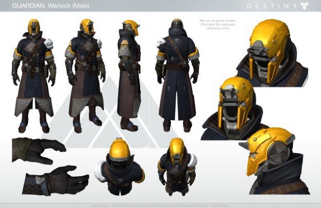 Destiny Warlock Character Guide