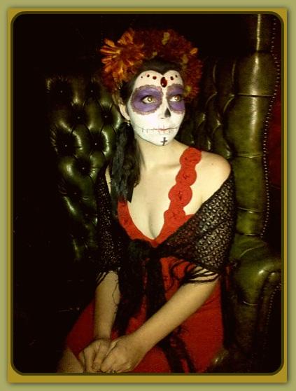 Eva Halloween