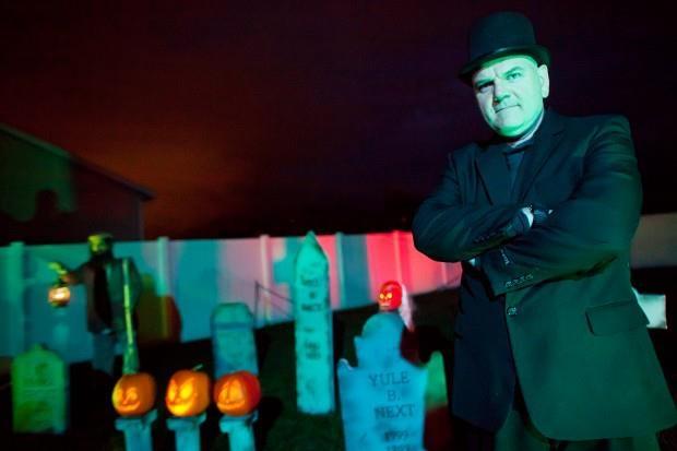 Haunted Halloween Lair