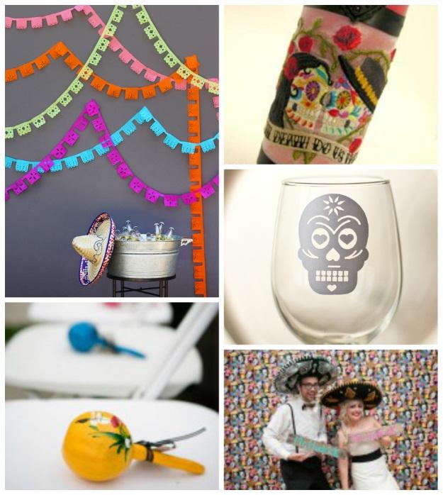 Dia De Los Muertos Wedding Theme Ideas: How To Plan A Day Of The Dead Themed Wedding